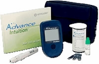 Advance Intuition Blood Glucose Meter Kit