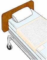 "Tuckables Drawsheets Heavy Pads, 36"" X 70"" (Bag of 5)"