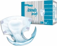 "Attends Briefs, X-large 58""-63"" (Bag of 20)"