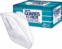 Attends Guards For Men, Unisize (Box of 16)