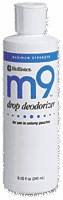 M9 Drop Deodorizer, 8 Oz. (240 Ml)