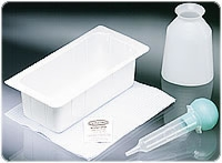 Irrigation Tray, Sterile, Each