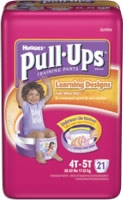 Pull-ups Girls Training Pants 4t-5t (Pack of 19)
