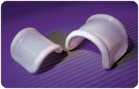 Silicone Gehrung Pessary W/support, #3, Each