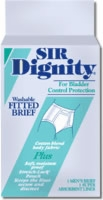 "Sir Dignity Plus Small Brief, Waist 30"" To 32"""