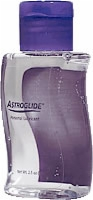 Astroglide Liquid Personal Lubricant, 2.5oz Bottle