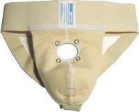 Male Urinary Suspensory Garment Small, Fits 26-38""