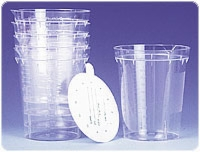 Specimen Container with Screw Top - 5 Oz Sterile (Each)