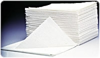 "Professional Towels, White, 2 Ply, 13"" x 18"" (Case of 500)"