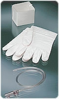 Latex Catheter & Glove Suction Kit, 14-16 French