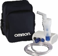 Compair Elite Compressor Nebulizer W/battery