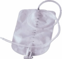 Ensura Urostomy Night Bag, W/anti-reflex Valve