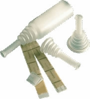 Security + Medium Male Ext Catheter, Each