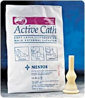 Active Cath Large External Catheter, Each