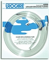 "Clear-vinyl Drainage Tubing, 60"" Long X 9/32"", Str"
