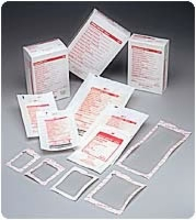 "Bioclusive Select Trns Dressings, 3"" X 4"", 50/box"