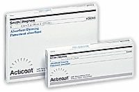 "Acticoat Absorbent Wound Dressing,3/4""x12""5/box"