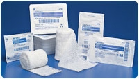 "Kerlix 3.4"" X 3.6 Yards 6 Ply Sterile Roll Gauze"