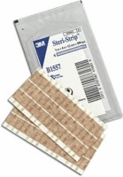 "Steri-strip Flesh Tone 1/2"" X 4"" 50/bx"