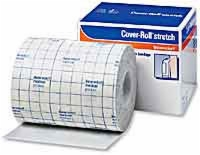 "Cover-roll Stretch Bandage, 4"" X 2 Yards"