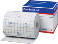 "Cover-roll Stretch Non-woven Bndg, 8"" X 10 Yds, Ea"