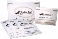 Gold Dust Hydrophilic Polymer Powder, 3 Gram,10/bx