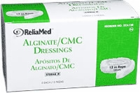 "Reliamed 12"" Calcium Alginate Rope/cmc Blend,5/box"