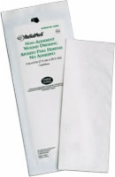 "Reliamed Non-adh Absorbent Pad, 3"" X 4"", Strl, 50"