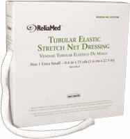 Reliamed Tubular Elastic Net Drsng, Size 1, Xs