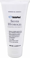 Reliamed Silver Hydrogel 1.5 Ounce Tube, Each