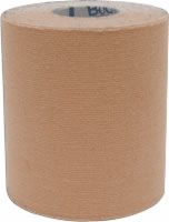 "Physio Tape 3"" X 5.5 Yds Natural, Each Roll"