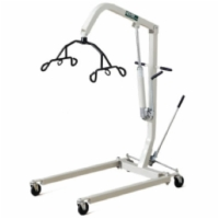 Hoyer Hydraulic Patient Lifter (Painted Frame, 6 Point Cradle)