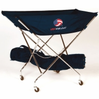 Tandem USA Volleyball Drill Cart