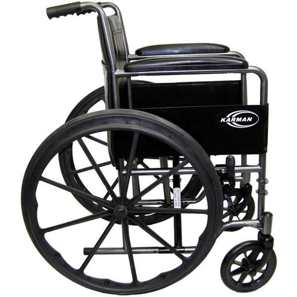 Karman Standard Manual Wheelchair Standard Wheelchairs