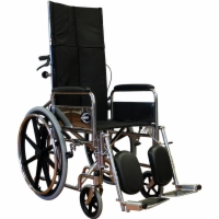 Karman Steel Full Reclining Wheelchair  sc 1 st  US Medical Supplies : reclining transport chair - islam-shia.org