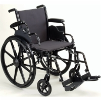 Karman Lightweight Detachable Arm Wheelchair