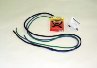 Cando Exercise Tubing Pep Pack - Moderate - Green, Blue, Black