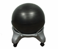 Cando Ball Stool - Plastic - Mobile - No Back