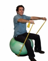 Cando Inflatable Ball Accessory - Deluxe Ball Base