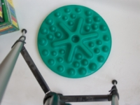 Cando Progressive Instability Pad - Green - 20 Inch Diameter - Level 3