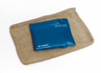 Relief Pak Cold Pack Cover, Halfsize/Quartersize