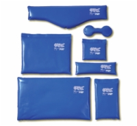 "Colpac Re-Usable Cold Pack, Neck Contour, 23"" Long"