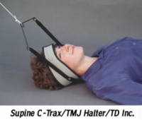 C-Trax Supine Traction With Tmj Halter