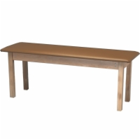 "24"" Wide Treatment Table with 1"" Upholstered Top"