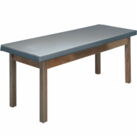 "30"" Wide Treatment Table with 2"" Upholstered Top"
