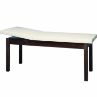 Wide Treatment Table w/ Adjustable Back