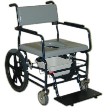 Bariatric Rehab Shower Commode Chair Shower Wheelchairs