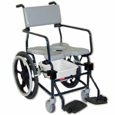 Rehab Shower Commode Chair Shower Wheelchairs