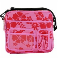 Nova Saddle Bag - Aloha Pink