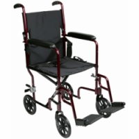 Aluminum Transport Chair